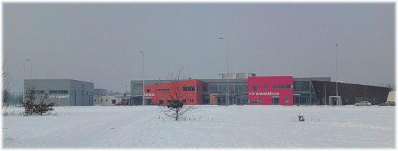 Maślice szkoła przy ul. Suwalskiej