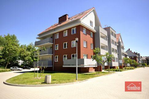 Maślice Wrocław ul. Augustowska 89-93 realizacja 2014 r.