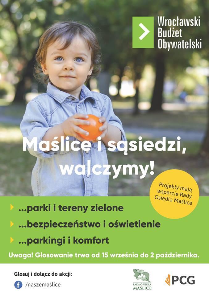 Wrocławski Budżet Obywatelski 2017