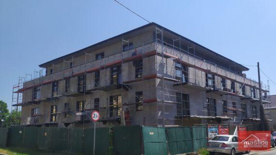 ul. Brzezińska - Leśnica - czerwiec 2021